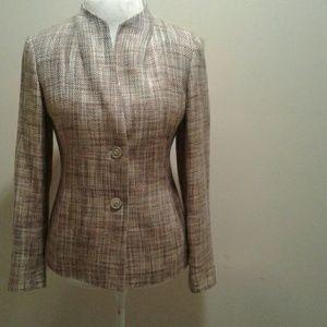 Talbots woman's blazer Size 6